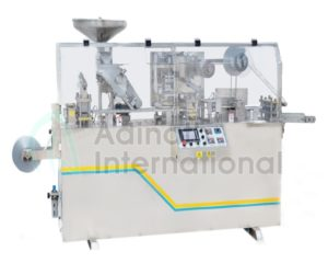 Alu Alu Blister Packing Machine