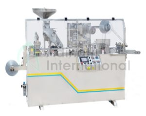 Ampoule Blister Packing Machine