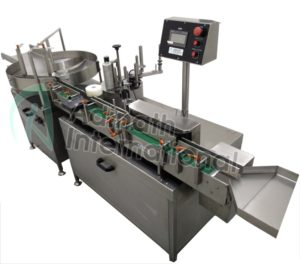 Automatic Vial Labeler