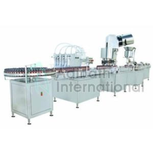 Bottle Filling Capping Line