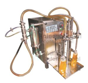 Bottle Filling Machine R&D Lab Model