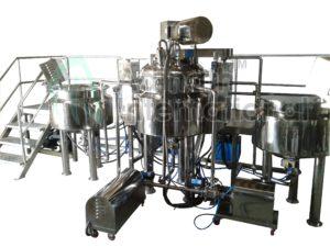 Cream Production Plant