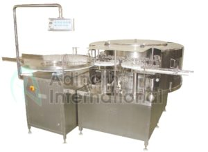 Rotary Vial Washer
