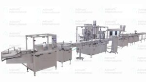 Dry Syrup Production Line
